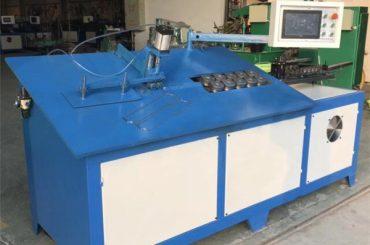 2D cnc mesin keluli automatik lenturan mesin