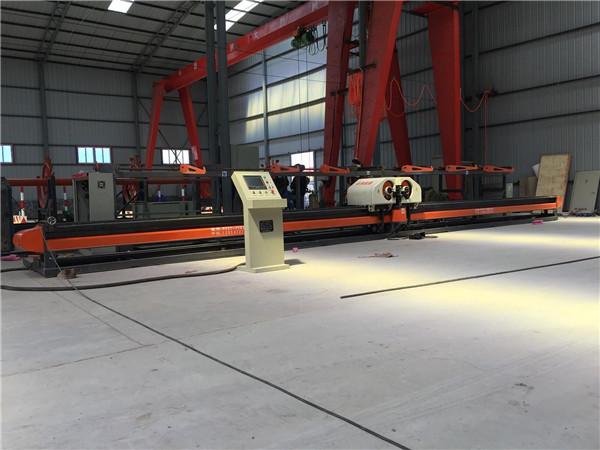 Automatik cnc menegak 10-32mm menguatkan rebar lenturan mesin