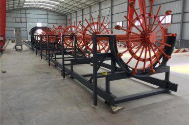 CNC Pengukuhan Pile Steel Rebar Cage Making Machine