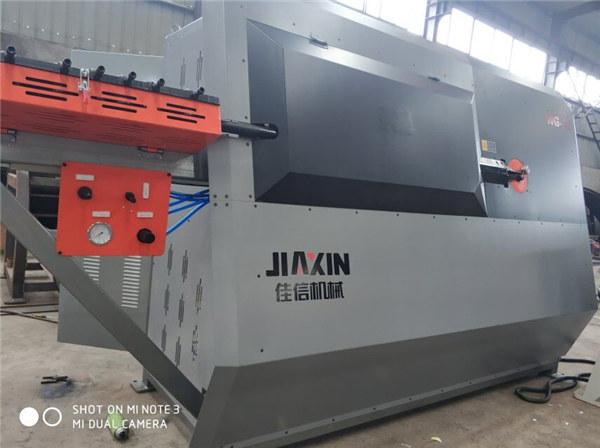 CNC stirrup steel lent harga mesin