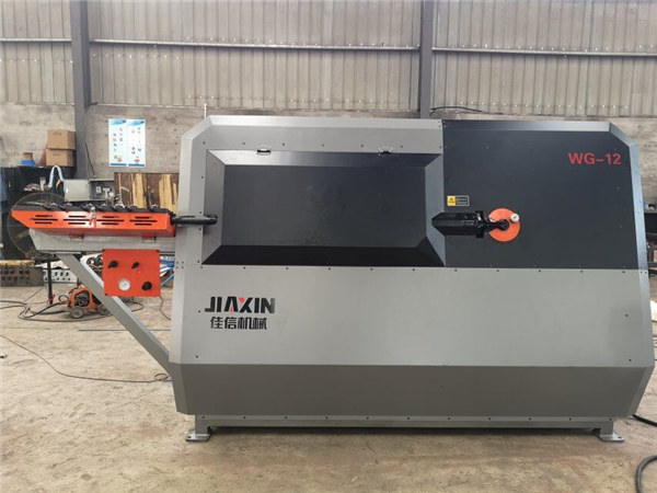 Portable rebar stirrup bending machine CNC round steel bar cutting and lending machine
