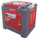 rebar mesin lenturan, elektrik rebar lenturan, rebar mudah alih mesin lenturan