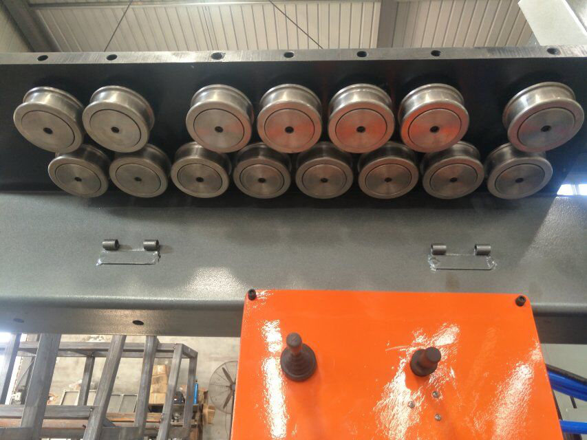 cnc steel bar lentur mesin